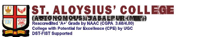 St. Aloysius College (Autonomous), Jabalpur