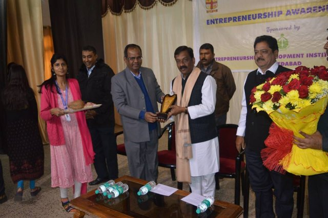 ENTREPRENEURSHIP AWARENESS CAMP 2019 INAUGURAL CEREMONY