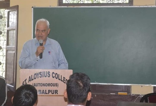 Guest Lecture By Nadirshaw K Dhondy