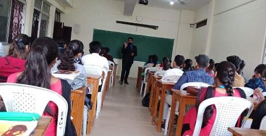 Guest Lecture By Nikhil Nainani