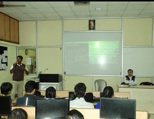 Guest Lecture on Cyber Crime
