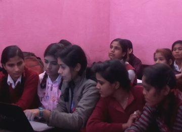 Government Rani Durgawati Govt. kanya H.Sc.School, Ganga Nagar, Garha
